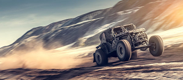 Rally Raid, Baja & Trophy Rallye Discriptive Image