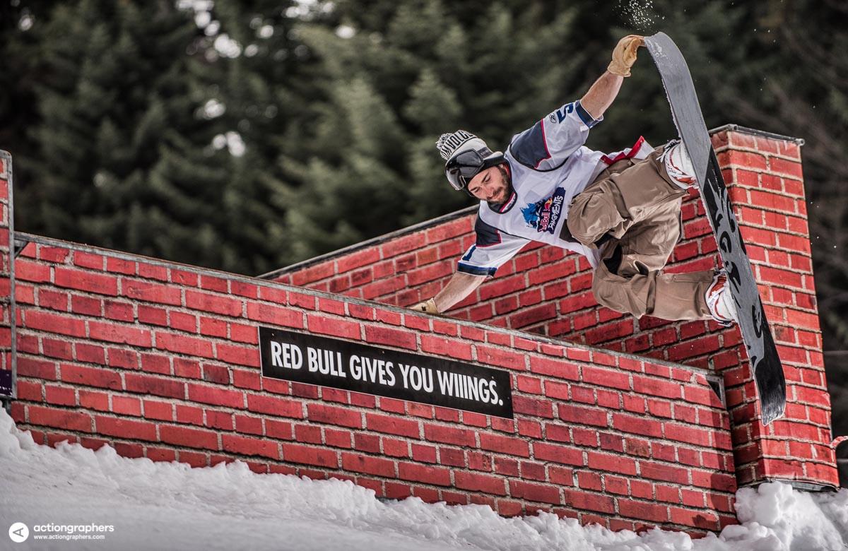 Red Bull - Fragments 2016 Winter HD