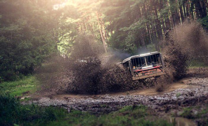 Rallye Breslau Poland 2016