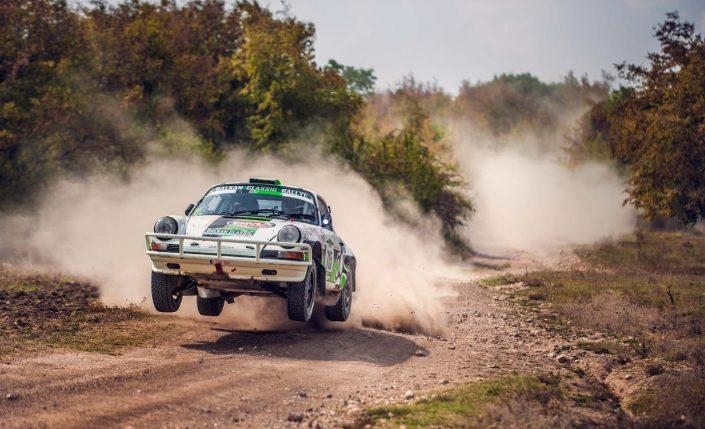 Balkan Offroad & Balkan Classsic Rallye 2016