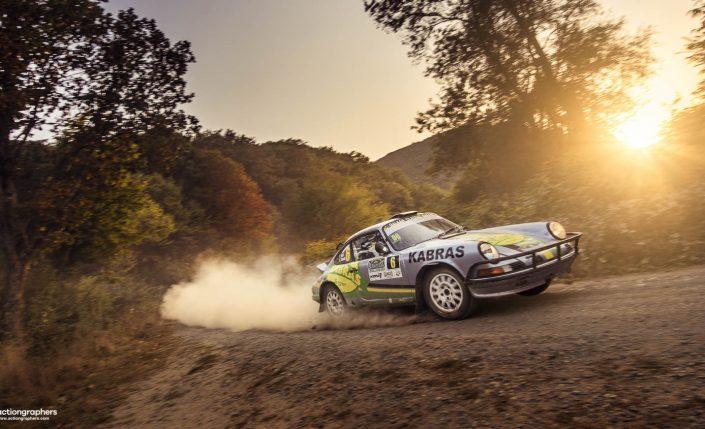Balkan Classic Rallye 2017